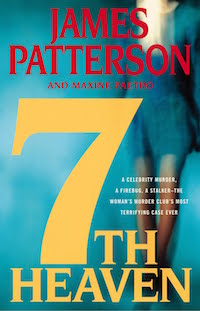Bookmark of 7th Heaven by James Patterson and Maxine Paetro