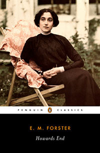cover of E M Forster's Howards End