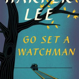 Book cover of Go Seet a Watchman by Harper Lee