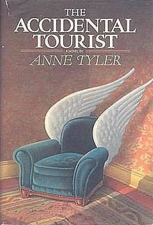 cover of The Accidental Tourist by Anne Tyler