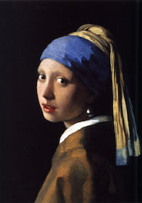 Paintings mentioned in Girl with a Pearl Earring