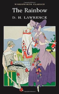 Bookmark of The Rainbow by DH Lawrence